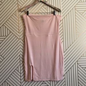 ASOS • women's 10 pink tube dress new strapless